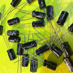 US Seller 4 pcs Capacitor Rubycon 68uF 35v 105C 6x11mm Radial