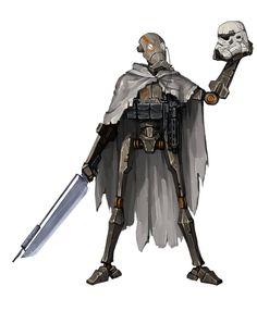 Droides Star Wars, Star Wars Gifts, Star Wars Meme, Star Wars Characters Pictures, Star Wars Pictures, Star Wars Images, Star Wars Commando, Star Wars Battle Droids, Star Wars Species