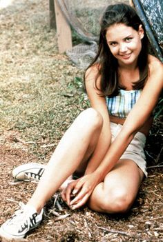 Joey Potter! i loved dawson's creek and katie as joey potter.
