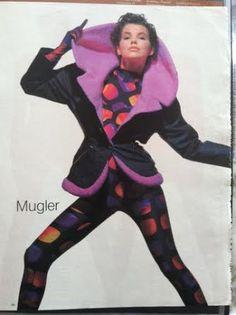 1990s Madame Figaro Magazine