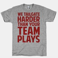 I need this in Blue and White because lets be serious UK football tailgates are the best part of UK football... for now at least