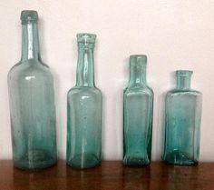Friendly Antique Bottle 8 Decorative Arts Antiques