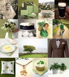 irish wedding touches?