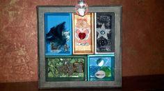 Custom made personal shrine by SensoriumHerbals on Etsy