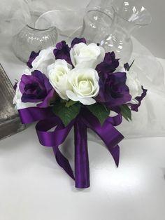 Purple Wedding Bouquets, Wedding Flowers, Flower Arrangements, Home Decor, Floral Arrangements, Decoration Home, Room Decor, Home Interior Design, Home Decoration