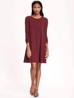 Old Navy long-sleeved swing dres