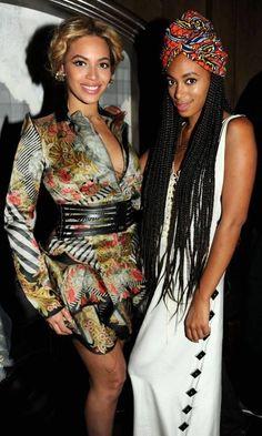 Beyoncé & Solange