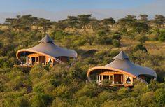 El camping de Richard Branson