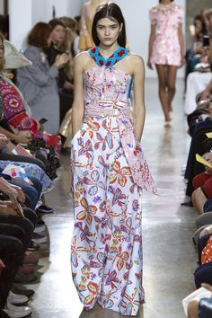 Peter Pilotto - Spring 2017 Ready-to-Wear