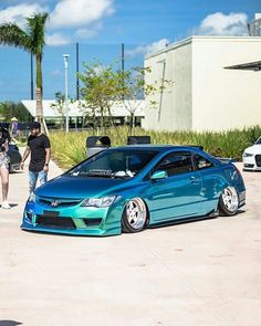 2006 Honda Civic Si, Honda Civic Coupe, Jdm Imports, Honda Crx, Lux Cars, Car Mods, Stance Nation, Car Wrap, Car Photography