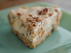 Ice Cream Pie with Easy Caramel Sauce recipe from Ree Drummond via Food Network