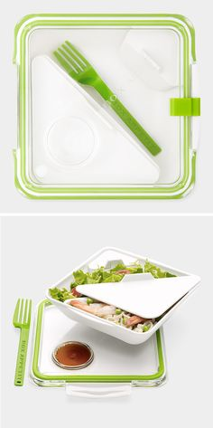 Box Appetit Lunch Container | Daniel Black and Martin Blum