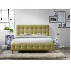 Alice zöld ágykeret 160 cm Varázsold újjá otthonodat az Alice ágykerettel! A skandináv stílus képviselőjeként pillanatok alatt barátságos hangulatot teremt hálószobádban. Ellenállhatatlan megjelenése a legigényesebbeket is le fogja venni a lábáról. Kiváló minőségű alapanyagok gondoskodnak a hosszú élettartamról, garantáltan évekig dobja fel életteredet!