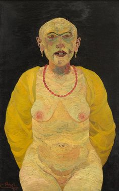 VISION (Josef Scharl (German-American, 1896 - 1954)...)