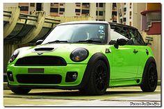 Mini Cooper S by w3i_yu