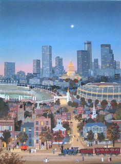 Michel Delacroix, 1896-1996 Atlanta Olympics, 1995