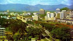 Kuala Lumpur, Malaysia mid-60s