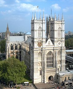 King Henry III laid the foundation stone of a new Lady Chapel at Westminster Abbey, thus beginning the new abbey-church, May 16, 1220.