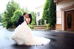 Glamorous NJ Real Wedding at The Venetian by Pavel Shpak Photography / Contemporary Bride Magazine