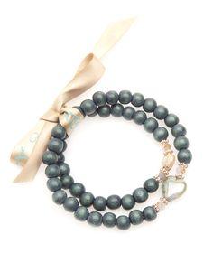 AziBi-iBizA Armband - Lief Hout Mamma & Kind