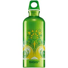 Lynessa's Pick: Sigg water bottle. The brighter the color the better (so I don't lose it...)