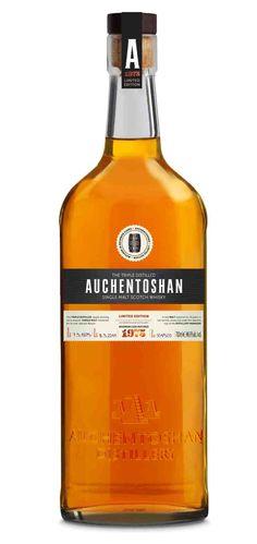 Auchentoshan single malt scotch whisky