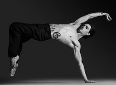 Sergei Polunin. The bad boy of ballet. One of the greatest, most talented ballet dancers...