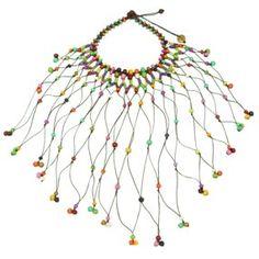 Tierra original wood necklace