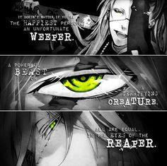 Undertaker - Black Butler/Kuroshitsuji