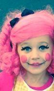 Lalaloopsy makeup!