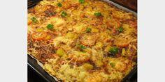 Valmista Pannupizza Americana tällä reseptillä. Helposti parasta!