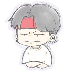 Discover recipes, home ideas, style inspiration and other ideas to try. Kpop Drawings, Cartoon Drawings, Bts Chibi, Anime Chibi, Anime Naruto, Chibi Poses, Dibujos Cute, Cartoon Art Styles, Kpop Fanart