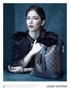 Louis Vuitton SS2014 Campaign Model: Sofia Coppola Photographer: Steven Meisel