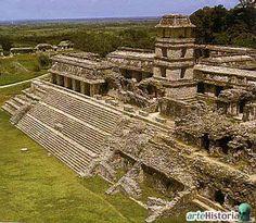 Mayan Ruins--Palenque, Mexico