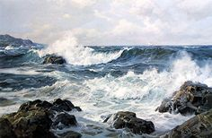 Featured Prints: Seascapes