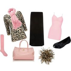 Love leopard and pink!