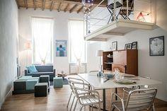 Mieszkanie w Turynie - 110 m kw; proj. con3studio