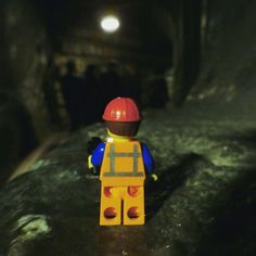 Kraków Salt Mines #lego #legos #legotrippin #legophotography #legostagram #instalego #toyphotography #toyartistry #toystagram #minifigures #minifigure #toptoyphotos #brickpichub #emmett #legomovie #thelegomovie #legobatmanmovie #krakow #warsaw #poland #europe #travel #krakowsaltmine #saltmine by legotrippin