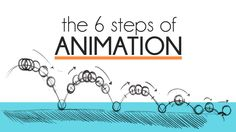 The 6 Steps of Animation on Vimeo
