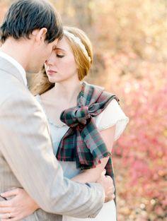 Scottish Wedding Inspired shoot from D'Arcy Benincosa Photography