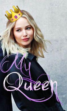 Queeen slays  #jenniferlawrence #queen