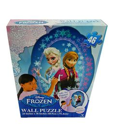 Frozen Wall Puzzle $5.79