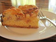 This is one of the best apple cakes ever.