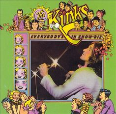 Celluloid Heroes by The Kinks