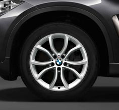 BMW X6 (F16), xDrive50i, light-alloy wheel Y-spoke 594