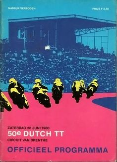 50ieth Dutch TT Assen 1980