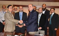 PTCL and Civil Aviation Authority sign nationwide online connectivity agreement   Pakistan Telecommunication Company Limited (PTCL), the largest Information Communication Technology (ICT) services provider in the country, has inked an agreement with Pakistan Civil Aviation Authority (PCAA) to provide ICT services, as managed model nationwide.