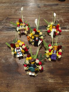 Groom accessories buttonholes boutonnieres mens flowers by LCMBox, $720.00