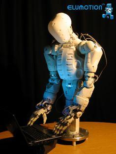 Elumotion Ltd is a robotics company specializing in the development of robotics.