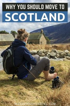 Moving to Scotland, Pros of Scotland, Cons of Scotland, Pros and cons of living in Scotland, pros and cons of moving to Scotland, moving to Scotland from US, moving to Scotland from Canada, wanderingcrystal, living in Scotland, living in Scotland Scottish Highlands, pros and cons of living in Edinburgh, Expat in Scotland, reasons to move to Edinburgh, reasons to move to Scotland, ups and downs of living in Scotland, living in Scotland life #Expat #Scotland #Schottland #Ecosse #Escocia… Moving To Scotland, Scotland Trip, Scotland Travel, Glasgow, Edinburgh, Miles To Go, To Infinity And Beyond, Scottish Highlands, Dream Vacations